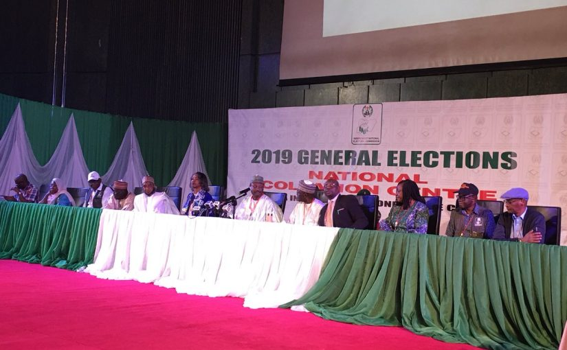 Live Update: 2019 Nigeria Presidential Elections Results