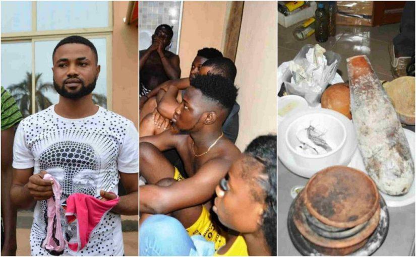 EFCC Arrests 19  Internet Fraudsters in Ibadan