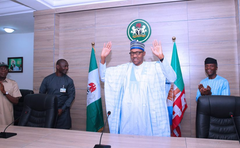 Muhammadu Buhari Declared Winner of 2019 Nigeria Presidential Election.
